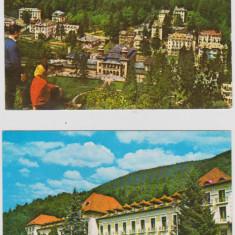 LOT1 CARTI POSTALE SLANIC MOLDOVA