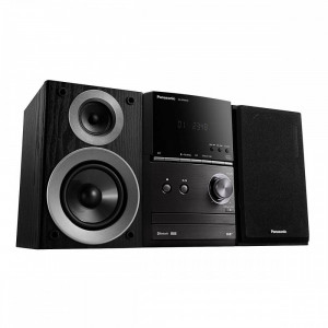 Microsistem audio Panasonic SC-PM602EG-K USB Bluetooth 40W Negru
