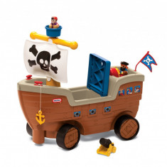 Barca piratilor Little Tikes