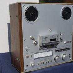 Magnetofon AKAI GX 625 Silver