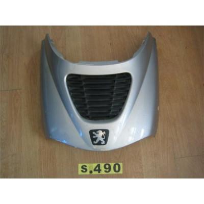 Carena plastic caroserie superioara fata Peugeot Elyseo 50 125 150cc 1999 - 2002 foto