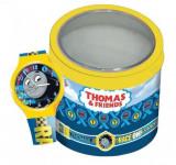 Cumpara ieftin Ceas Junior WALT DISNEY KID WATCH Model THOMAS THE TRAIN - Tin Box 570421