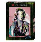 Cumpara ieftin Puzzle Heye Marilyn, 1000 piese