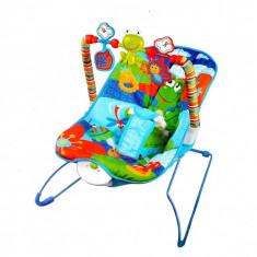 Leagan multi-funcțional pentru bebelusi, balansoar cu muzica, vibratii
