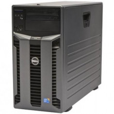 Server DELL PowerEdge T610 Tower, Intel Six Core Xeon E5645 2.4 GHz, 12 GB DDR3 ECC Reg, 8 bay-uri de 3.5inch, DVD-ROM, Raid Controller SAS/SATA DELL