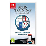 Dr Kawashimas Brain Training Nintendo Switch