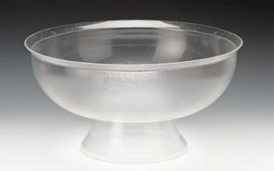 Cupa acrilica rotunda cu picior 45cm MN0136781 Raki foto