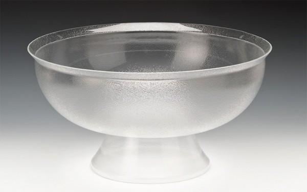 Cupa acrilica rotunda cu picior 45cm MN0136781 Raki