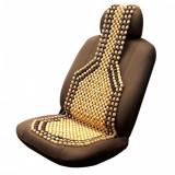 Husa scaun cu bile din lemn RoGroup 1 bucata