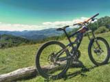 Vand bicicleta KTM Aphex downhill
