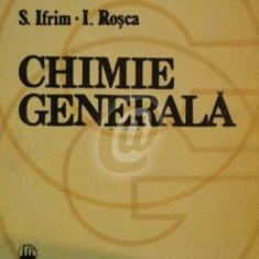 Chimie generala (Ifrim)