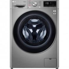 Masina de spalat rufe LG F4WN609S2T 9 kg 1400rpm Clasa A+++ Argintiu