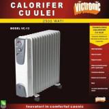 Calorifer electric cu 13 elementi Victronic White VC-13