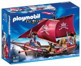 Jucarii Playmobil – Barca soldatilor cu tun, 8-10 ani