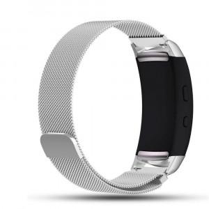 Curea otel inoxidabil Tech-Protect Milaneseband Samsung Gear Fit 2/Fit 2 Pro Silver