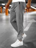 Pantaloni de trening gri Bolf JX1009