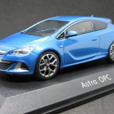 Macheta Opel Astra J OPC Dealer edition 1:43