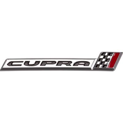 Emblema Grila Radiator Cupra Oe Seat Ibiza 2 1993-2002 6K6853687ADJHQ foto