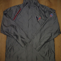Geaca Reebok NFL Houston Texans marimea XL