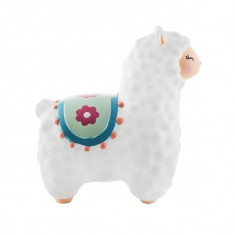 Lampa de veghe Little Llama, Multicolor