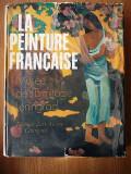 Cumpara ieftin LA PEINTURE FRANCAISE- MUSEE DE L,ERMITAGE LENINGRAD, FORMAT MARE, COLOR