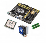 KIT Placa de baza Asus Intel® Core™ i5-4590S / 16GB DDR3 1600Mhz [ Q87M-E/S ]