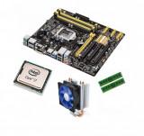KIT Placa de baza [SHD] Asus Q87M-E / Intel Core i5-4590S / 16GB DDR3 1600Mhz