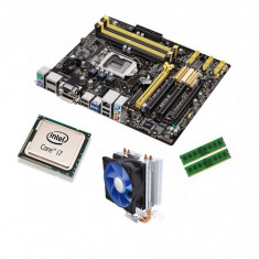 KIT Placa de baza [SHD] Asus Q87M-E / Intel Core i5-4590S / 16GB DDR3 1600Mhz