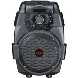 Boxa portabila ABTS-806, Bluetooth, Negru, Akai