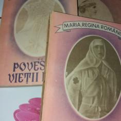 POVESTEA VIETII MELE   REGINA MARIA (3 VOL)  C4