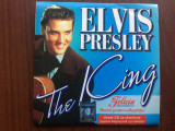 elvis presley the king cd disc compilatie felicia muzica rock roton rec 2009
