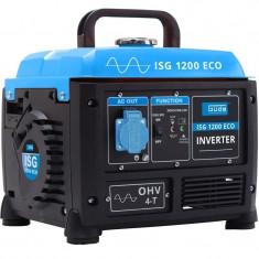 Generator de curent pe benzina cu invertor ISG 1200 ECO Guede GUDE40657 1200 W CNL