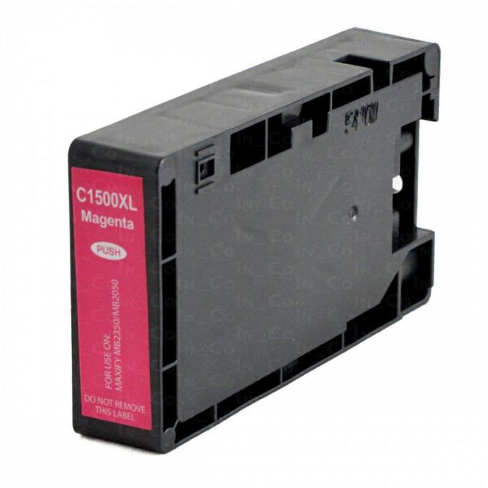 Cartus cerneala compatibil Canon PGI - 1500XL - Magenta