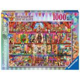 Puzzle Ravensburger 1000 piese - Cel mai mare spectacol