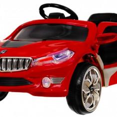 Masinuta electrica Rapid Sport, rosu