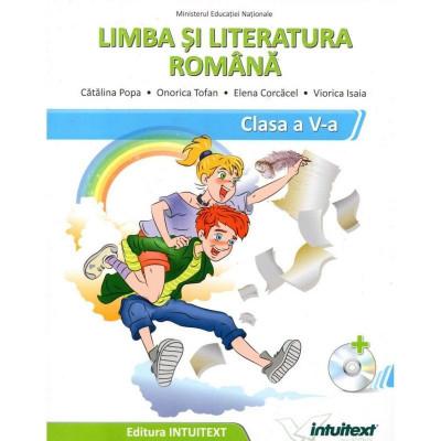 Limba si literatura romana - Manual pentru clasa a V-a foto