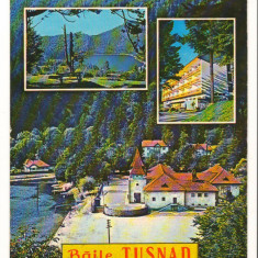 CPI B 11191 CARTE POSTALA - BAILE TUSNAD. MOZAIC, Circulata, Fotografie