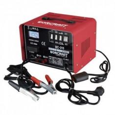 Redresor Worcraft BC-215, 12V/24/230V, 40A, functie start