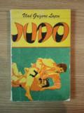 JUDO COMPETITIONAL (COMBINATII SI CONTRAATACURI) de VLAD GRIGORE LASCU , 1986
