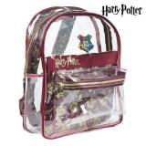 Ghiozdan Harry Potter 72902 Transparent Castaniu