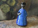 Arta si Decor - Vaza / Figurina deosebita din ceramica design Elsi Bourelius !