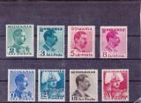 RTRNS - CAROL II CULORI SCHIMBATE - AN 1940