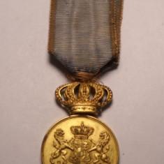Medalia Serviciu Credincios Clasa 1 Panglica Originala