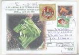 Bnk ip Bienala de filatelie polara Turda - circulat - 2004, Dupa 1950