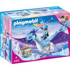 Playmobil Magic - Pasarea Phoenix a iernii