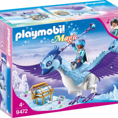 Playmobil Magic - Pasarea Phoenix a iernii