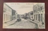 Carte postala veche.Tulcea str.Stefan cel Mare,necirculata., Fotografie, TEIFOC