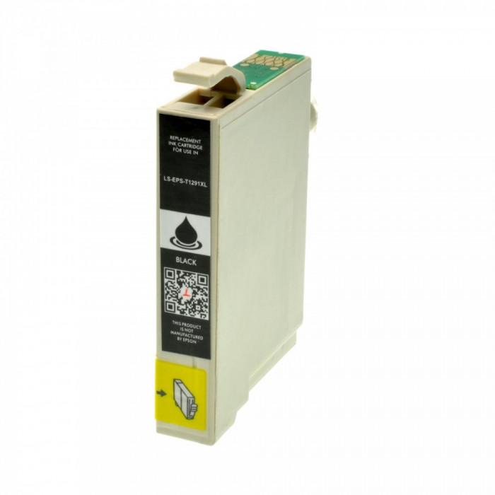 Cartus Cerneala Compatibil Epson T1291 C13T12914010 - Negru
