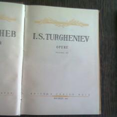 OPERE - I.S. TURGHENIEV VOL. VII Nuvele si povestiri