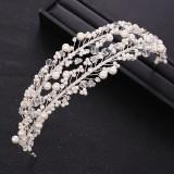 Coronita mireasa handmade